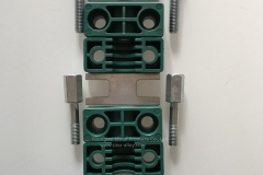 DIN 3015-2 Heavy Series Clamps-Multilayer pipe clamp-carbon steel parts