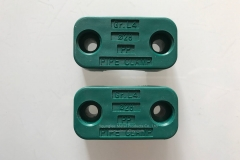 DIN 3015-1 Light Series Clamps-PP-polypropylene+clamp body