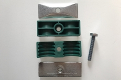 DIN 3015-3 Twin Series Clamps-parts