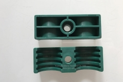 DIN 3015-3 Twin Series Clamps- polypropylene PP body