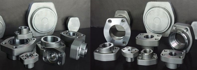 SAE-BSPP-thread-flanges