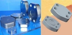 SAE Closed Flanges, SAE Blind Flanges