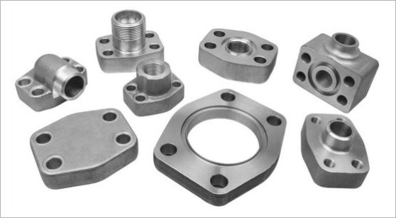 SAE flanges, hydraulic SAE flanges