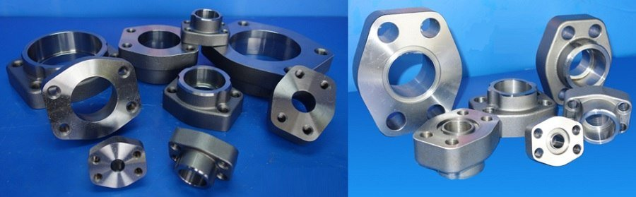 SAE Socket weld flanges