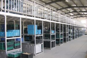 Pipe clamp components warehouse