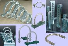 metal clamps |u bolt clamps|multi pipe clamps
