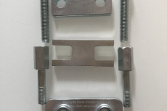 DIN 3015-2 Heavy Series Clamps -Multilayer pipe clamp-carbon steel parts