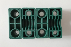 DIN 3015-2 Heavy Series Clamps polypropylene PP clamp body