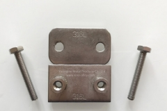 DIN 3015-1 Light Series Clamps-316 stainless steel parts
