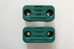DIN 3015-1 Light Series Clamps-PP-polypropylene+clamp body